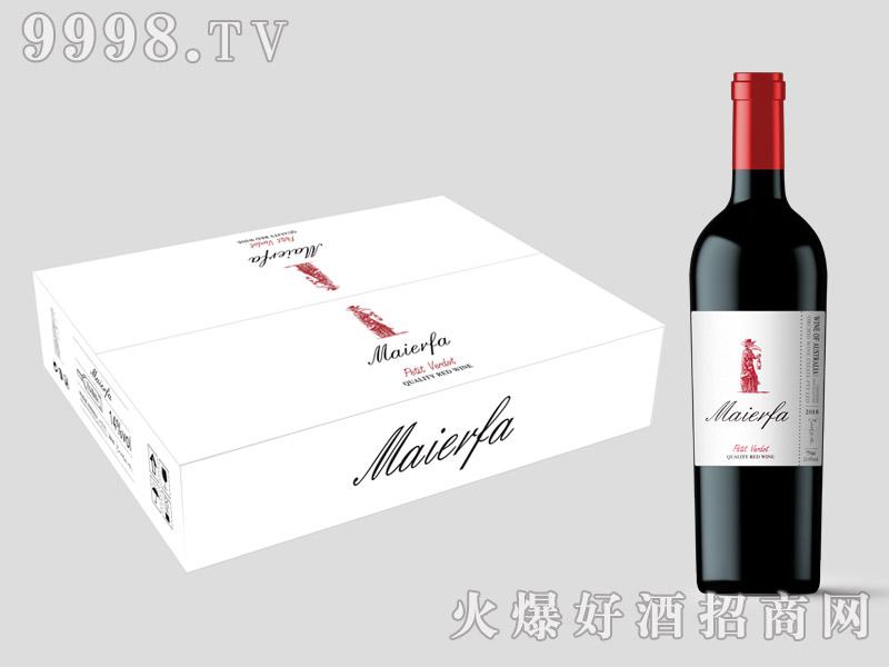 迈尔法・灵魂干红葡萄酒【14°750ml】