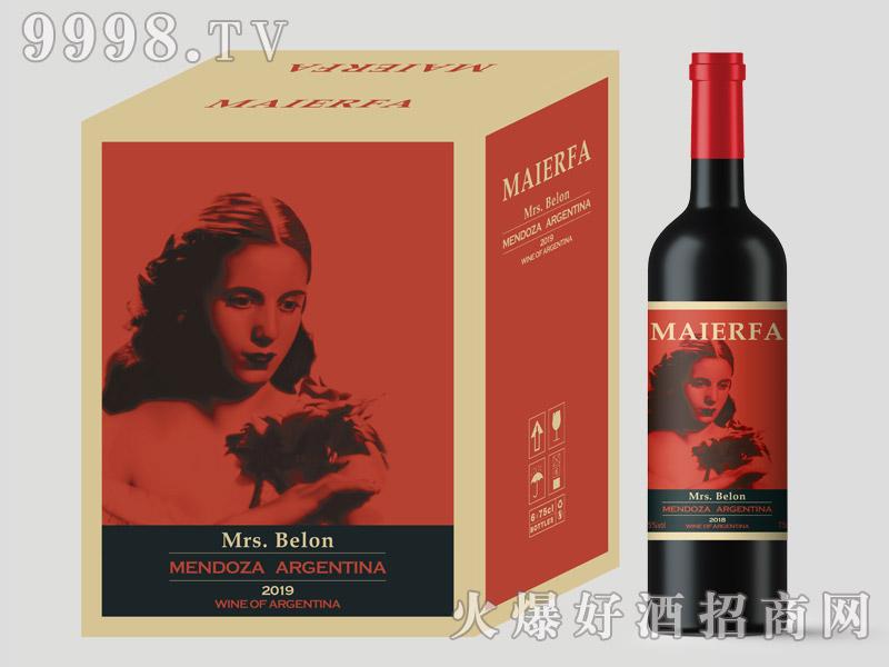 迈尔法・贝隆夫人干红葡萄酒【13.5°750ml】