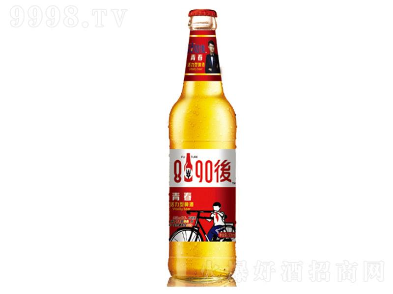 8090后啤酒・青春活力红标【500ml】