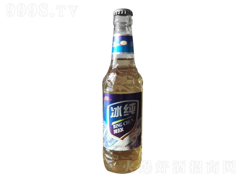 海特冰纯啤酒【8度275ml】