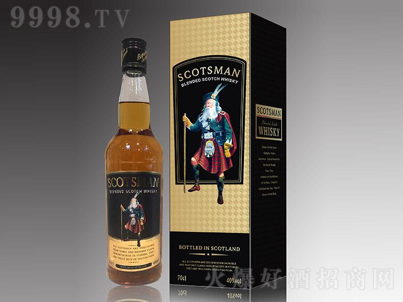 苏格兰人调和威士忌【40度700ml】