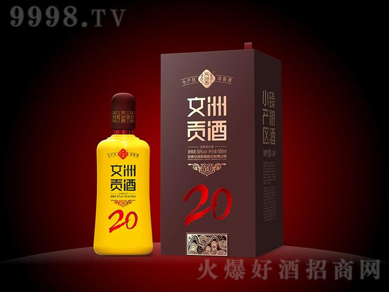 文洲贡酒(臻20)