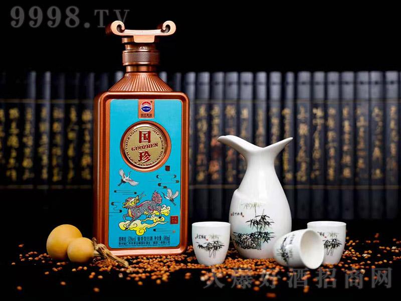 国珍天酿酱香型白酒【53°500ml】