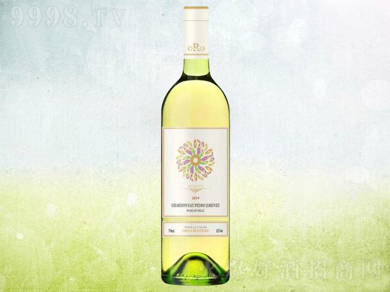 欧洛酒庄半甜白葡萄酒12.5°750ml