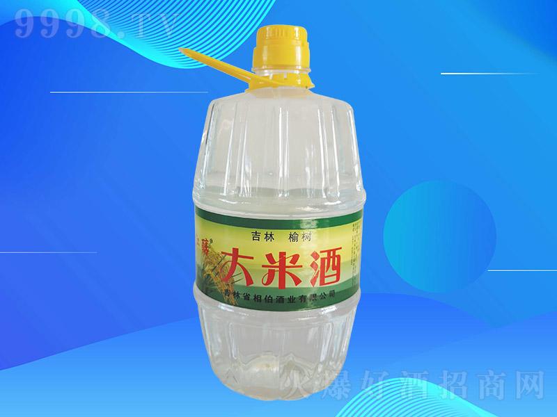 榆江醇大米酒T1L006【42度2L×6桶】