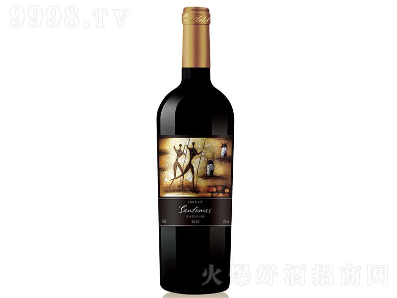圣托莫森・嘉多柯尔干红葡萄酒【15度750ml】