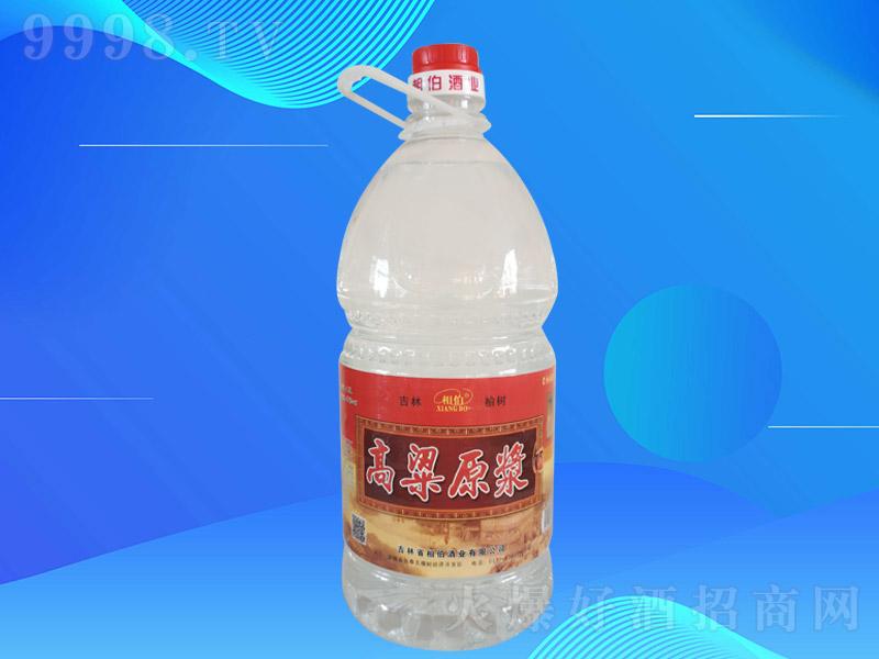 相伯高粱原浆酒001【42度4.3L×4桶】