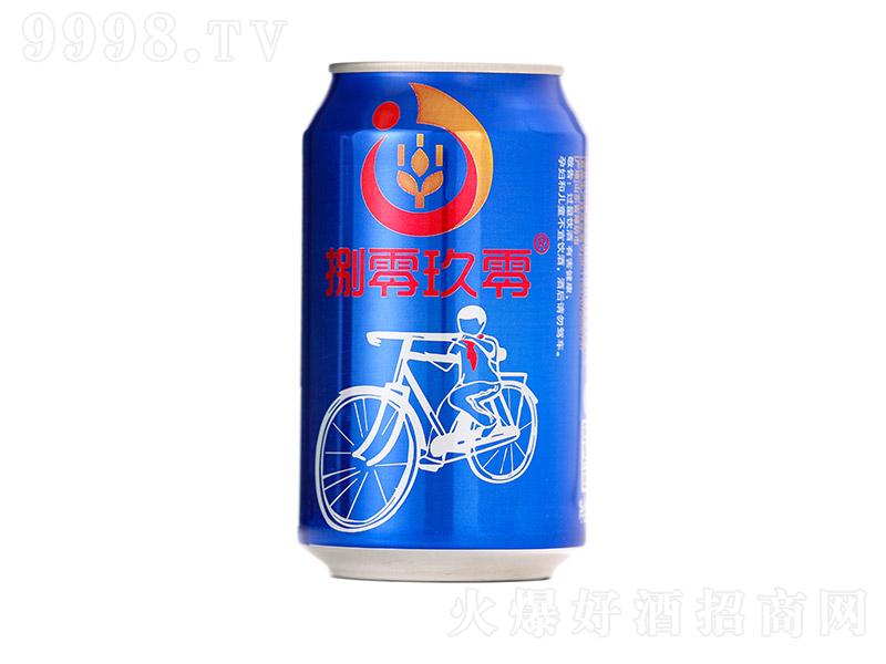 8090啤酒・蓝罐【330ml】