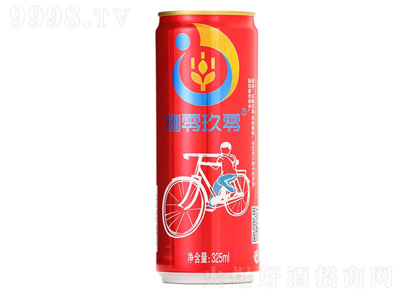 8090啤酒・红罐【325ml】