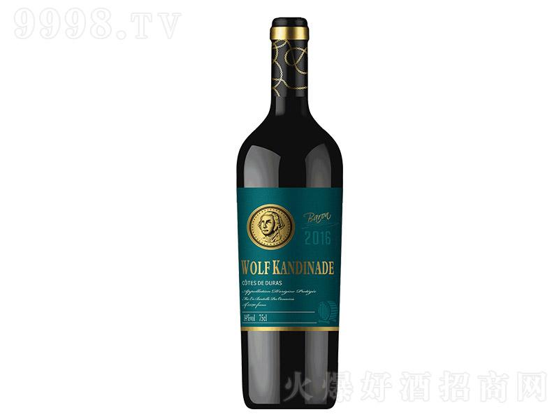 康蒂纳德男爵干红葡萄酒【14度750ml】