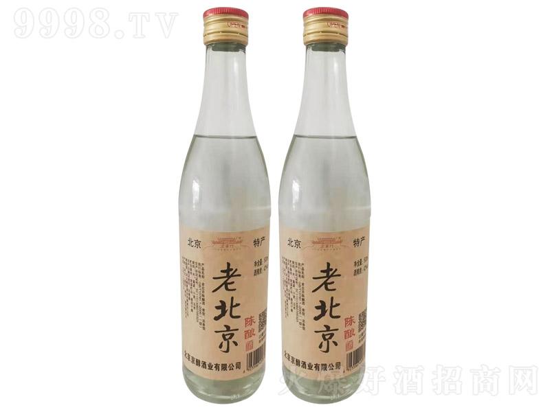 京华门老北京陈酿酒浓香型白酒【42°500ml】