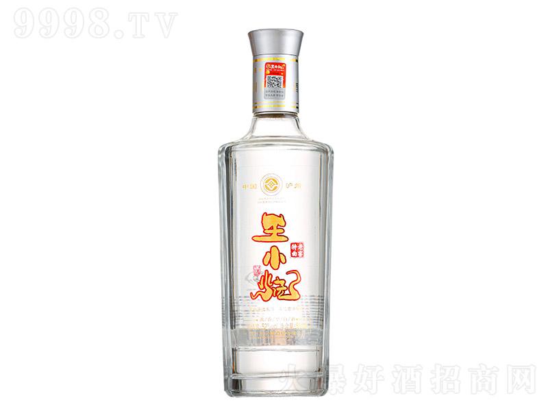 王小烧老窖特曲浓香型白酒【52度500ml】