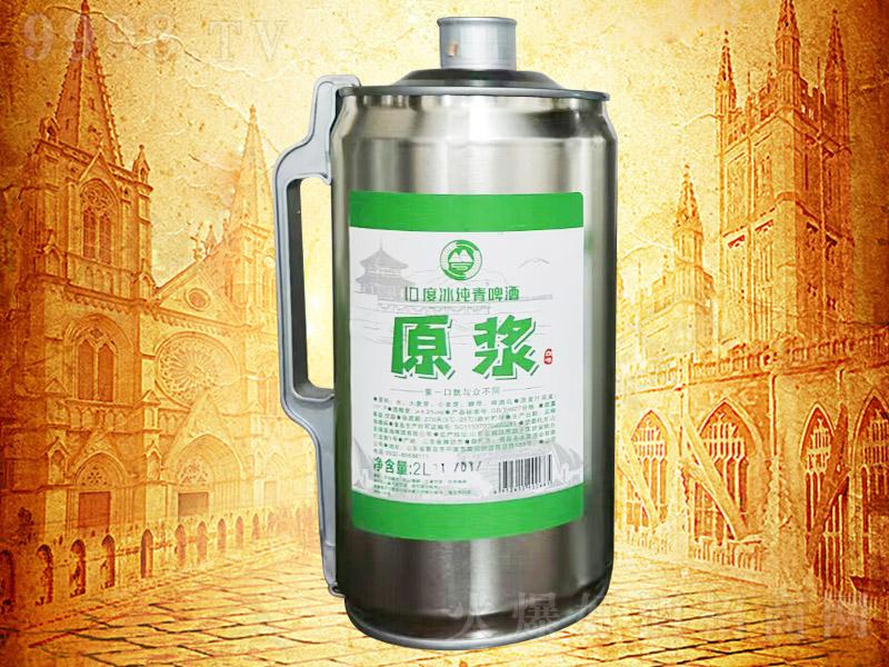 冰纯青原浆啤酒【10°2L】