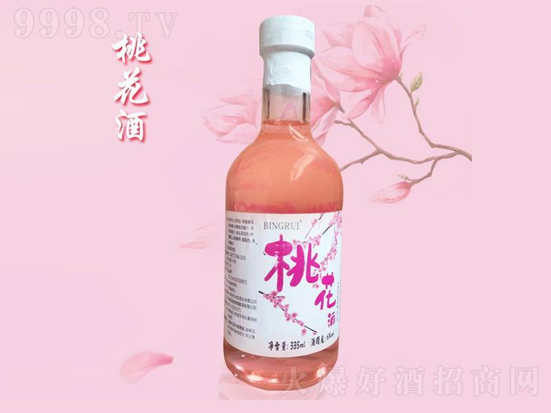 桃花酒【6°335ml】