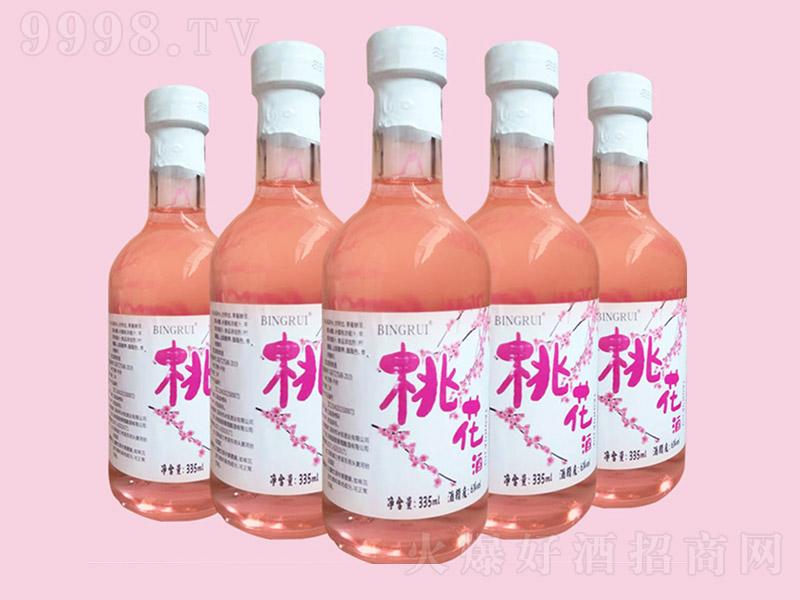 桃花酒【6°335ml×5】