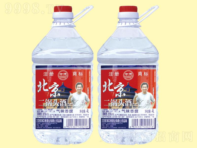 北京二锅头酒桶装4L
