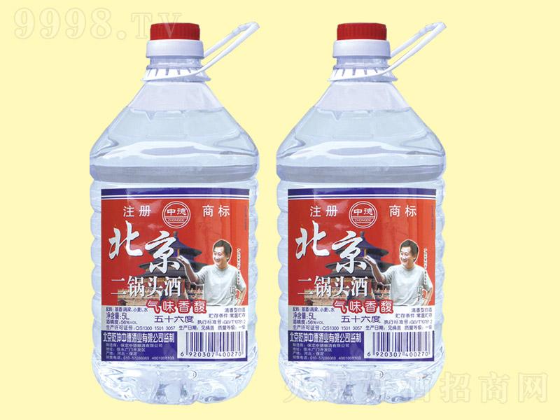 北京二锅头酒桶装5L