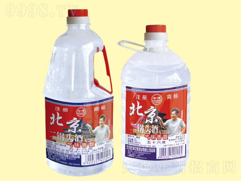 北京二锅头酒桶装2L