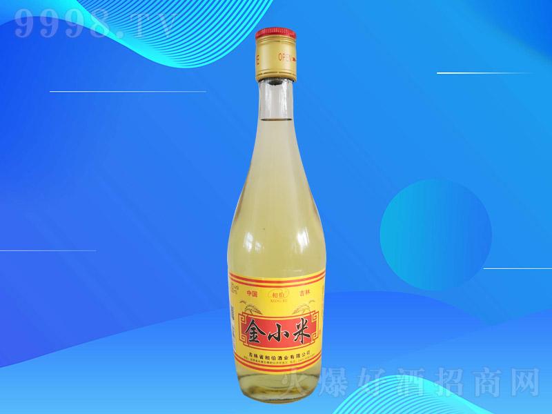 相伯金小米酒003 浓香型白酒【42度 500ml×12瓶】