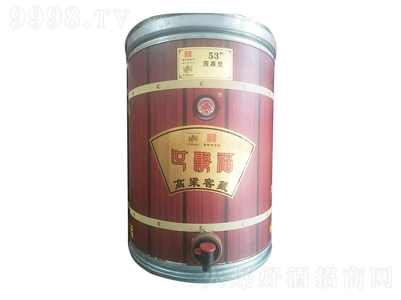 世聚福高粱窖藏酒浓香型白酒【53°】