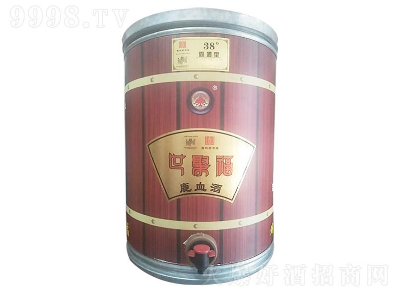 世聚福鹿血酒露酒型【38°】