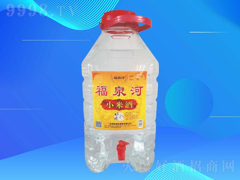 福泉河小米酒Z002【50度 16L×1桶】