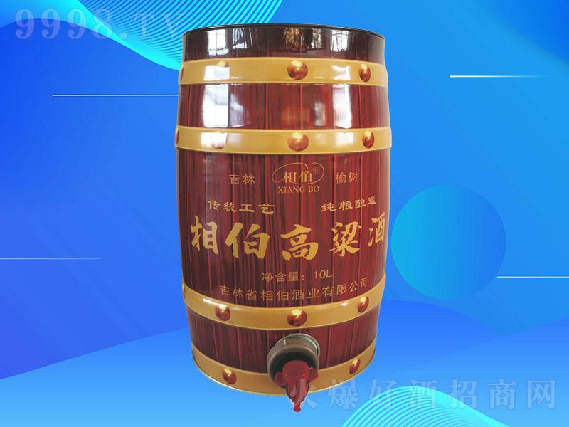 相伯高粱酒Z001【48度10L×2桶】
