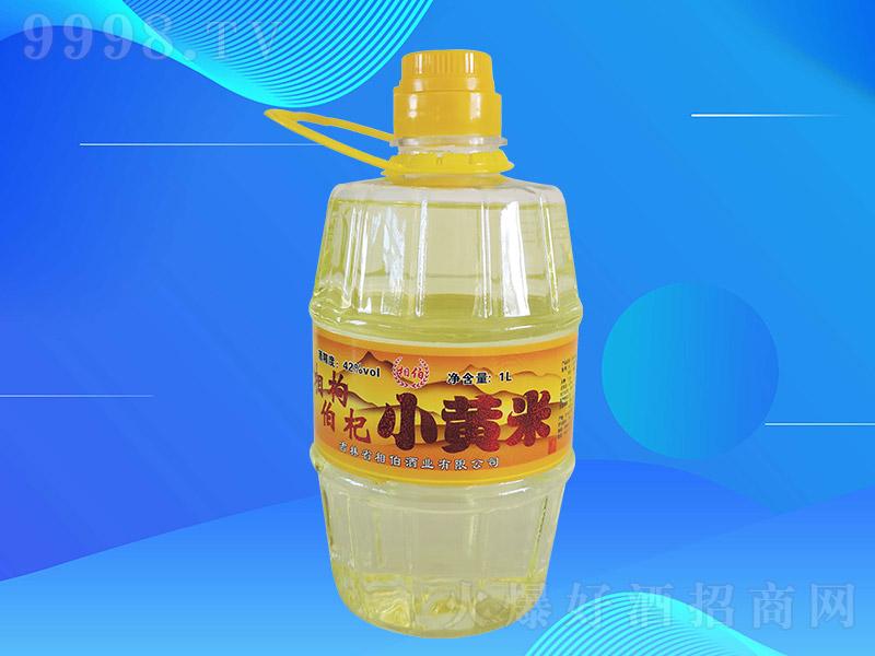 相伯枸杞小黄米酒T1L001【42度1L×12】
