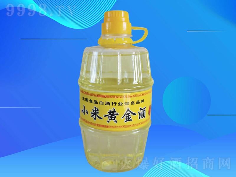 相伯小米黄金酒T1L005【42度1L×12桶】