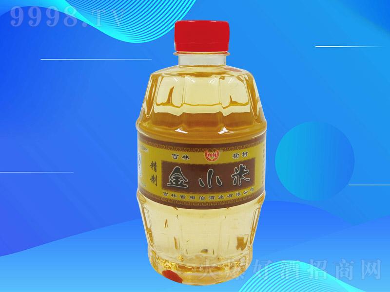 相伯金小米酒T-0.5L006【42度500ml】
