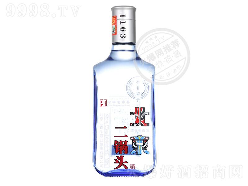 永丰牌・北京二锅头酒(蓝) 清香型白酒【42° 500ml】