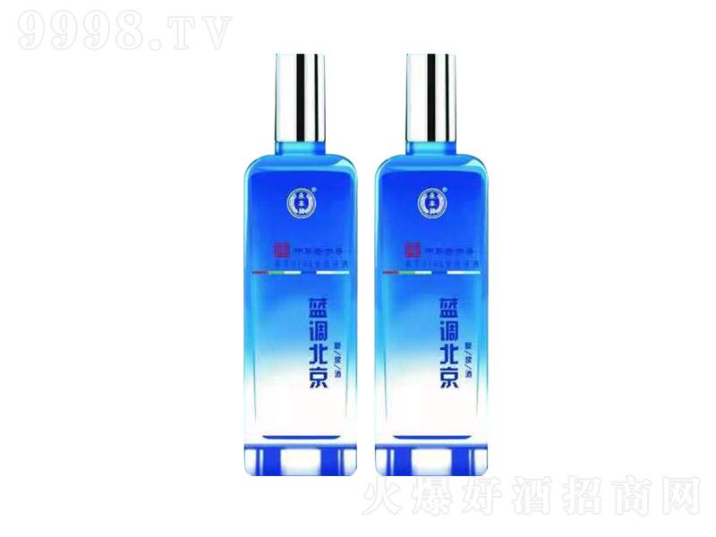 永丰牌・蓝调北京原浆酒(瓶) 浓香型白酒【42° 250ml】