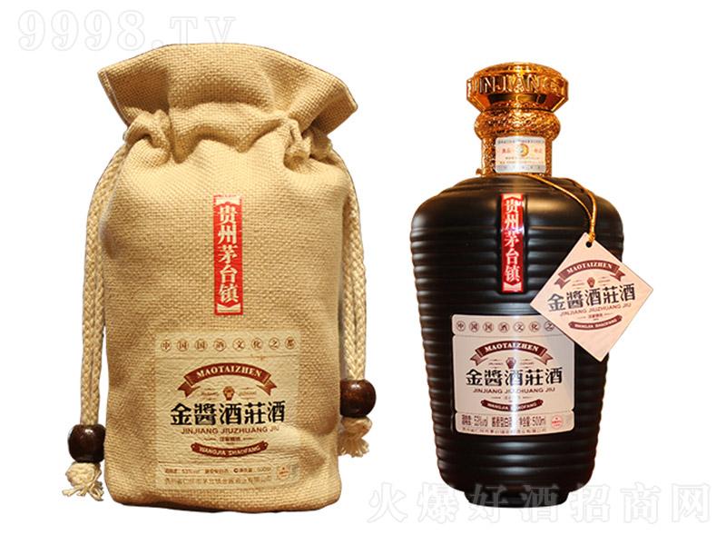 金酱酒庄酒 酱香型白酒【53° 500ml】