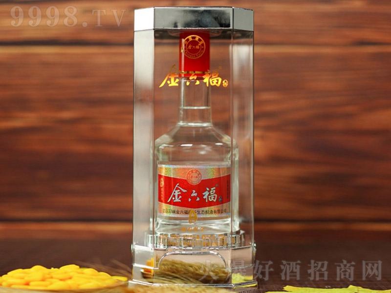 金六福酒福寿双全 浓香型白酒【52° 500ml】