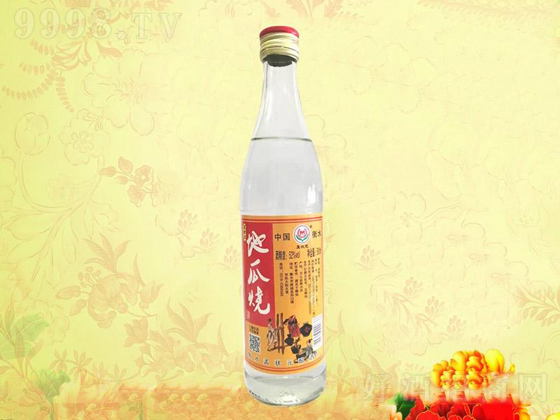 孟状元地瓜烧 浓香型白酒【52度 500ml】