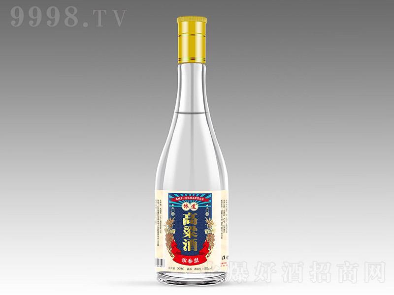 依道高粱酒 浓香型白酒【45度 500ml】
