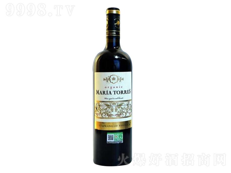 托雷斯有机干红葡萄酒 【14° 750ml】