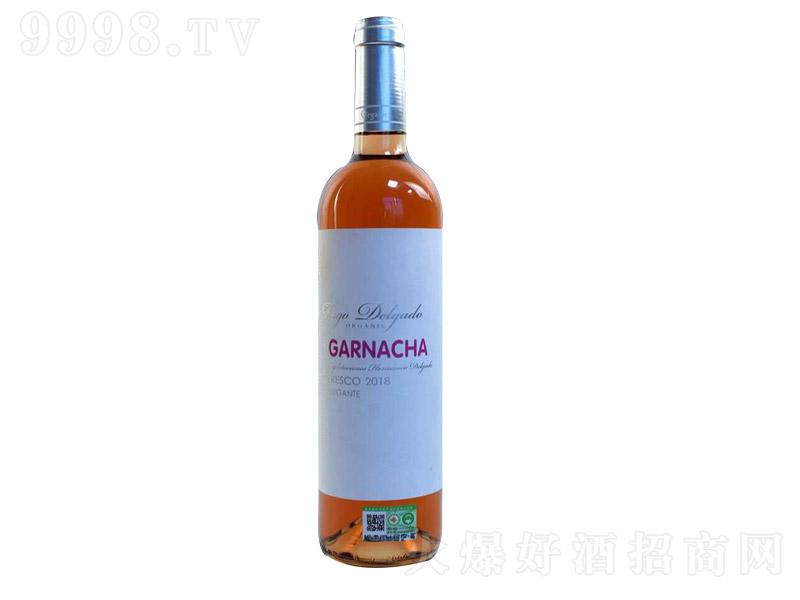 桃红有机干型葡萄酒 【11.5° 750ml】