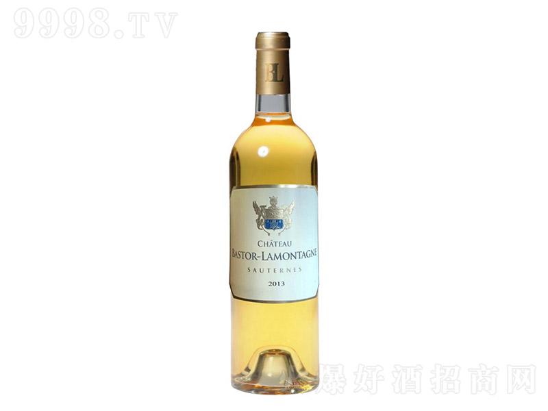 巴特.木桐甜白葡萄酒2013【13.5度 750ml】