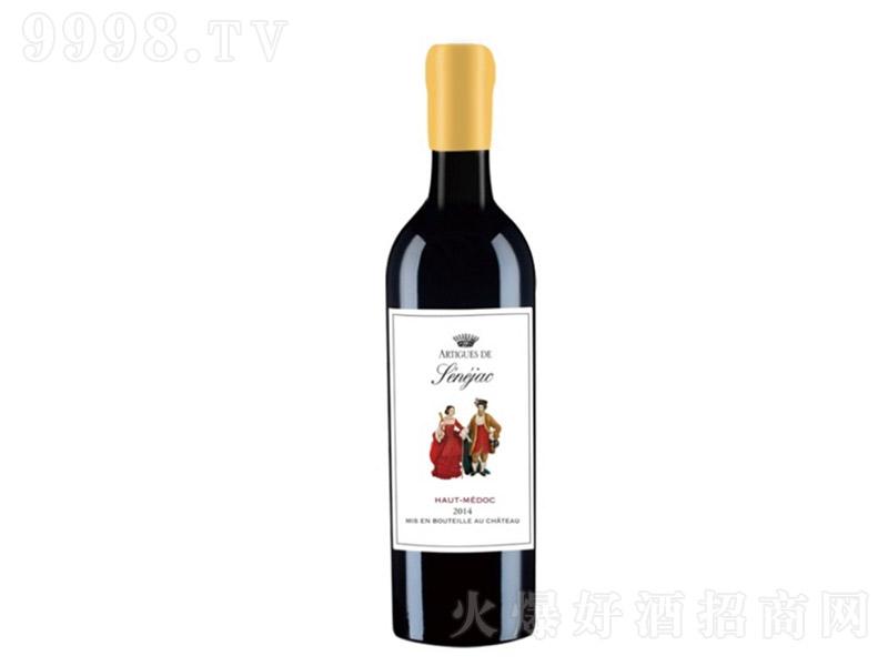 大宝上梅多克副牌红葡萄酒【13.5度 750ml】