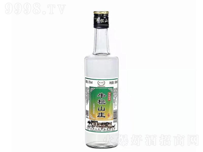 牛栏山庄大文章酒 浓香型白酒【52度 500ml】