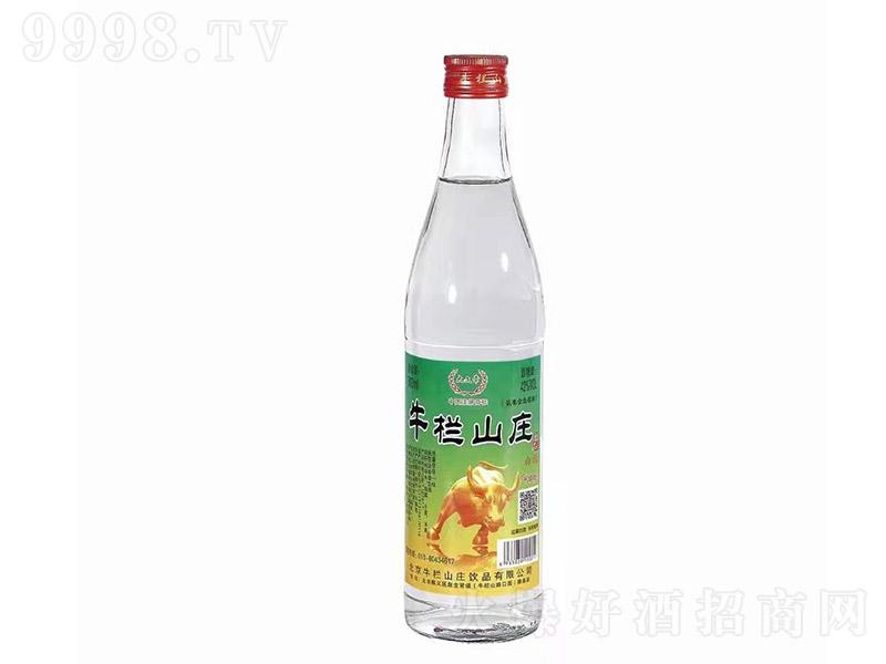 牛栏山庄大文章 浓香型白酒【42度 500ml】