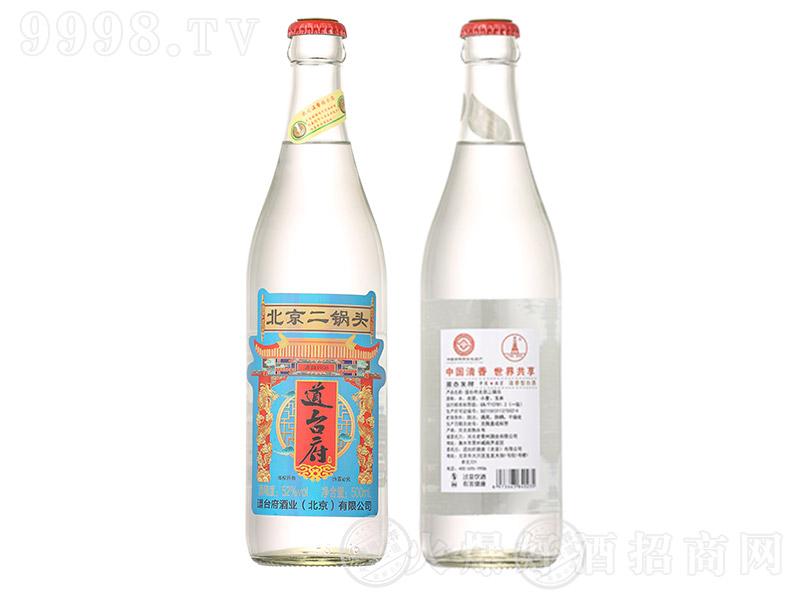 道台府北京二锅头酒 清香型白酒【52° 500ml】